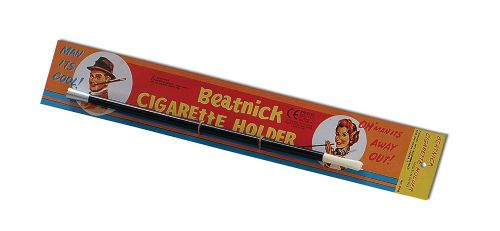 Accessory Beatnik Cigarette Holder Fags Cigs Smokes Smoking Fancy Dress Party